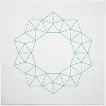 #241 Puddle – A new minimal geometric composition each day — Designspiration
