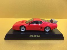 KYOSHO  512 BB LM