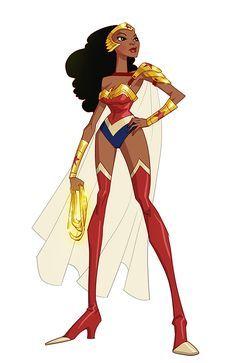 Wonder Woman by pungang.deviantart.com on @DeviantArt