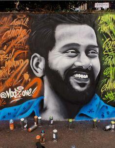 Graffiti, Dream City, Mumbai, India, Artist, Movies, Movie Posters, Goa India, Bombay Cat