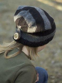 Ravelry: Goblin Hat pattern by Elizabeth Murphy