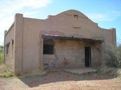 Gleeson, Arizona Old Jail - Gleeson Jail, Kathy Weiser, April, 2007