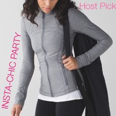 LULULEMON Define Jacket Sz 10 NWT Gray (HSL) LULULEMON Define Jacket Sz 10 NWT Gray (HSL)❌TRADES❌ REASONABLE OFFERS APPRECIATED.                  SALE-this weekend only. Was $118 Now $98 lululemon athletica Tops