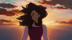 Tales from Earthsea- she was definitely my favorite character! :)