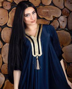 Elegant Summer Dresses, Cute Dresses, Dresses With Sleeves, Abaya Fashion, Muslim Fashion, Fashion Dresses, Kaftan Designs, Dress Neck Designs, Kurta Neck Design