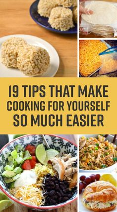 19 Easy Single-Person Cooking Ideas That Won't Waste Food Or Get Boring