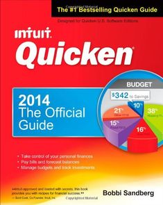 Book Cover Quicken 2014 The Official Guide (Quicken Press)
