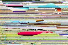 """Saatchi Online Artist: Stefan Saalfeld; Paint, 2012, Mixed Media """"abstract 408"""""""