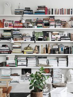 Lotta Agaton Home Bookshelf