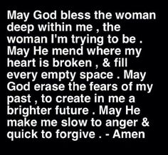 Yes..This is a great prayer. Love this!