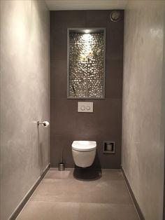 31 Beautiful Half Bathroom Ideas for Your Home - Bathroom Design - Badezimmer