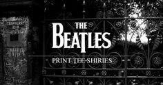The Beatles PRINT TEE SERIES - 【 Audience 】