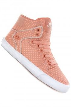 #pink #girly Supra Vaider