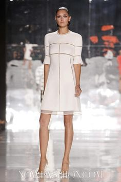 Chado Ralph Rucci Ready To Wear Spring Summer 2013 New York