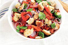 Paprika-broodsalade - Recept - Allerhande