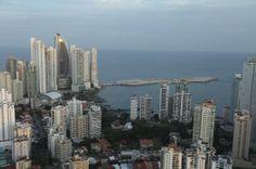 Ciudad Panamá de ayer y de hoy.