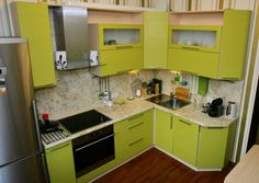 Моя Однушка: и снова кухня! Modern Kitchen Cabinets, Kitchen Storage, Diy Furniture, Small Spaces, Projects To Try, Shelves, House Design, Home Decor, Kitchen Small