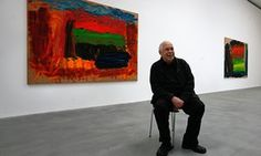 Howard Hodgkin's last painting completes portrait exhibition | Art and design | The Guardian