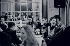 candid event table shots