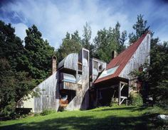 Angles in Paradise | Architecture | Seven Days | Vermont's Independent Voice