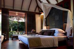 Caribbean Canopy Bedroom