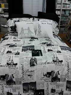THIS is my bedroom theme.. Bed Bath Beyond