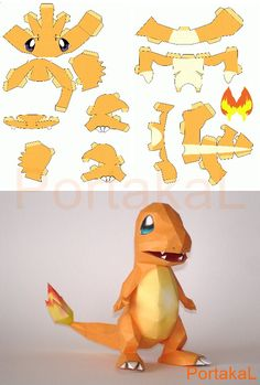Jack Wolfskin Men's Jack Mid Oiled Leather Boot Combat – papercraft pokemon … – Pokémon Games – Pokémon Anime – Pokémon GO Origami Pokemon, 3d Pokemon, Pokemon Craft, Pokemon Party, Pokemon Diys, Pokemon Charmander, Pikachu, 3d Paper Crafts, Paper Toys
