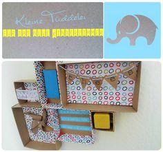 DIY Wanddeko, Kinderzimmer, Bilderrahmen