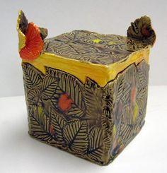 slab box.  I like the leaf texture of this.