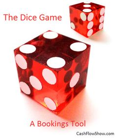 Make your dice game look like a pro! This dice game will definitely get you more bookings when you play at your party plan show. You have got to see this!