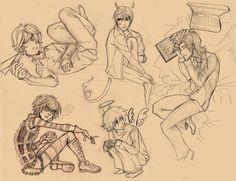 sketch by GilJimbo