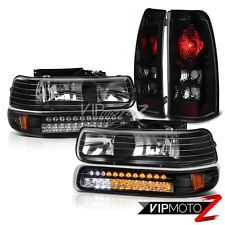 Set of 2 Tail Light For 99-2002 Chevrolet Silverado 1500 LS LH /& RH