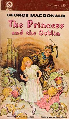 The Princess and the Goblin by George MacDonald, illustrated by Arthur Hughes.