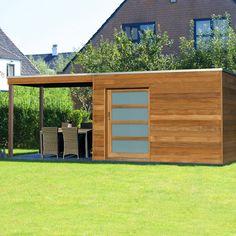 Sie suchen einen kleinen, kompakten Stauraum für ihre Gartengeräte oder haben eine größere Konstruktion mit passendem Vordach im Hinterkopf? Hier können Sie sich Ihre Lounge-Terrasse schaffen, von der Sie schon seit Jahren träumen. Die Gartenhäuser der BOX-Serie sind minimalistisch und passen perfekt in einen architektonischen Garten. Wählen Sie aus folgenden Größen: Haupthaus (Breite x Tiefe) + Vordach (Breite x Tiefe) Breite: 2 bis 4 m Tiefe Haupthaus: 2 bis 6 m Tiefe Vordach: 1 bis 4 m…