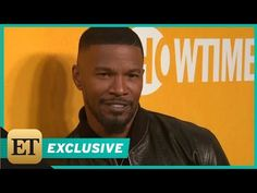 EXCLUSIVE: Jamie Foxx Laughs Off Katie Holmes Photos During 'White Famou...