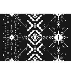 Geometric background vector by Tatishdesign on VectorStock®