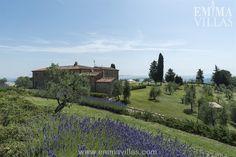 Rent Villa Villa Panorama 14 at Lajatico/Chianni Pisa in Tuscany | Emmavillas.com - Photo Gallery