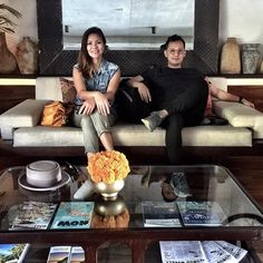 Thank you @bismaeight for our pleasant stay in Ubud. What a total bliss in a sophisticated way. We had such a great moment staying at bisma-eight. And can't thank you enough to my travel buddie @uliherdinansyah great mind thinks alike #bismaeight#alinetrip#travelbuddy#ubud#bali by aline_adita
