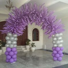 Balloon ARCH garland organic Arch Balloon Organic Spiral - Single - Name - Letters - Swirl Balloons Arch - - Ballon Decorations, Decoration Table, Birthday Party Decorations, Wedding Decorations, Birthday Parties, Balloon Columns, Balloon Arch, Balloon Garland, Balloon Logo