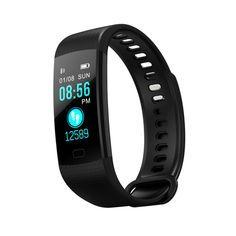 Best Kids Watches, Cool Watches, Smart Fitness Tracker, Activity Tracker Watch, Smart Bracelet, Sports Activities, Sport Watches, Bracelet Sizes, Bracelets
