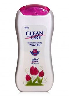 Clean and Dry Intimate Cleansing Foam Wash is part of a ...