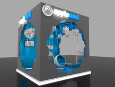 Looking for an exhibition stand? Exhibition design companies like Applemed offer a remarkable exhibition design and build service across the UK and Europe Exhibition Stand Design, Uk Europe, Concept, 3d, Building, Exhibition Stall Design, Buildings, Construction, Architectural Engineering