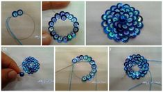 japanese embroidery patterns free Informations About japanese embroidery pattern Pearl Embroidery, Tambour Embroidery, Hand Embroidery Videos, Bead Embroidery Jewelry, Silk Ribbon Embroidery, Embroidery Techniques, Bead Embroidery Tutorial, Bead Embroidery Patterns, Hand Embroidery Designs