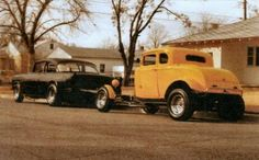 In 1981 Steve Fitch owned two of the greatest movie cars. Classic Hot Rod, Classic Cars, Vintage Cars, Antique Cars, Car Man Cave, American Graffiti, Car Memes, Fancy Cars, Hot Rod Trucks