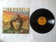 Neil Young - Self Titled_Vinyl Record LP_(RS 6317) #SingerSongwriter Lp Vinyl, Vinyl Records, Classic Rock Albums, Neil Young, Self, Singer, Singers