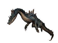 .Lagiacrus - Monster Hunter