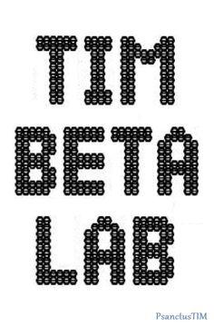 Tim beta! #Beta #Timbeta #Betalab #Repins #Repin