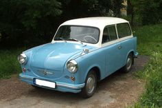 Trabant p50  !! I want this one !