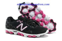 02bc6a5ed427 Barefoot Running With The New Balance Minimus Ionix W3090BP1 Womens Black  Peal Pink White Mens Running