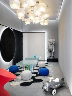 Master Bedroom Interior, Interior Design Living Room, Modern Bedroom Design, Kids Bedroom, Living Room Decor, Home Wallpaper, Kid Spaces, Interiores Design, Kids Furniture